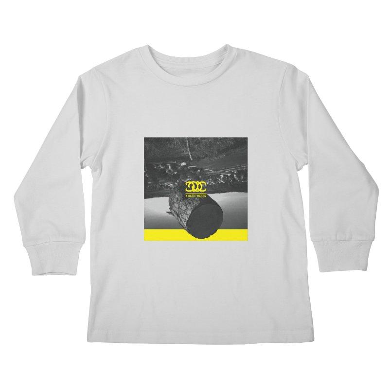 A Basic Wagon (Album Cover) Kids Longsleeve T-Shirt by iffopotamus