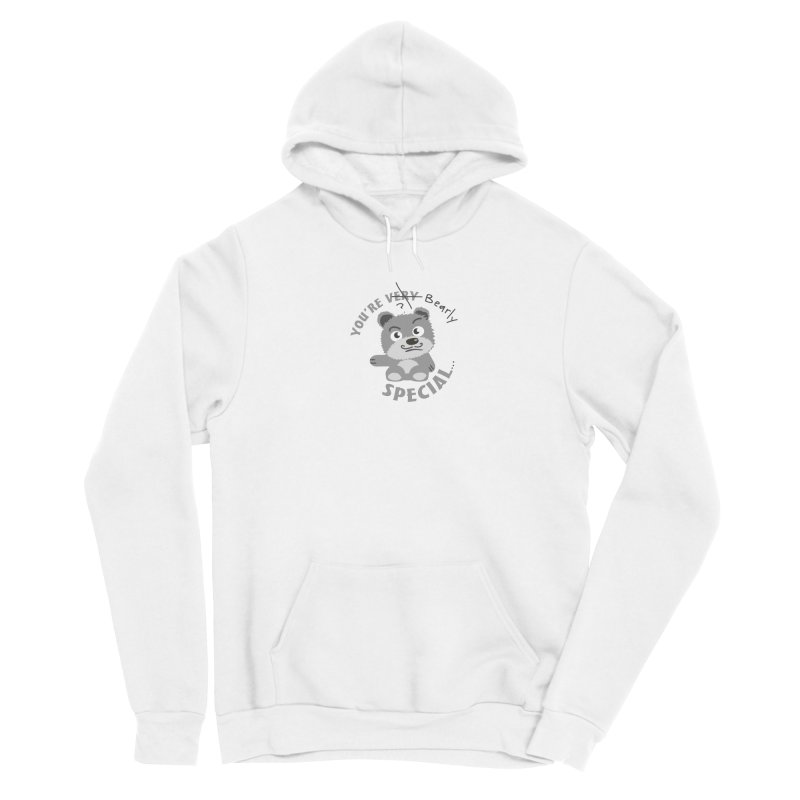 You're Bearly Special Men's Pullover Hoody by iffopotamus