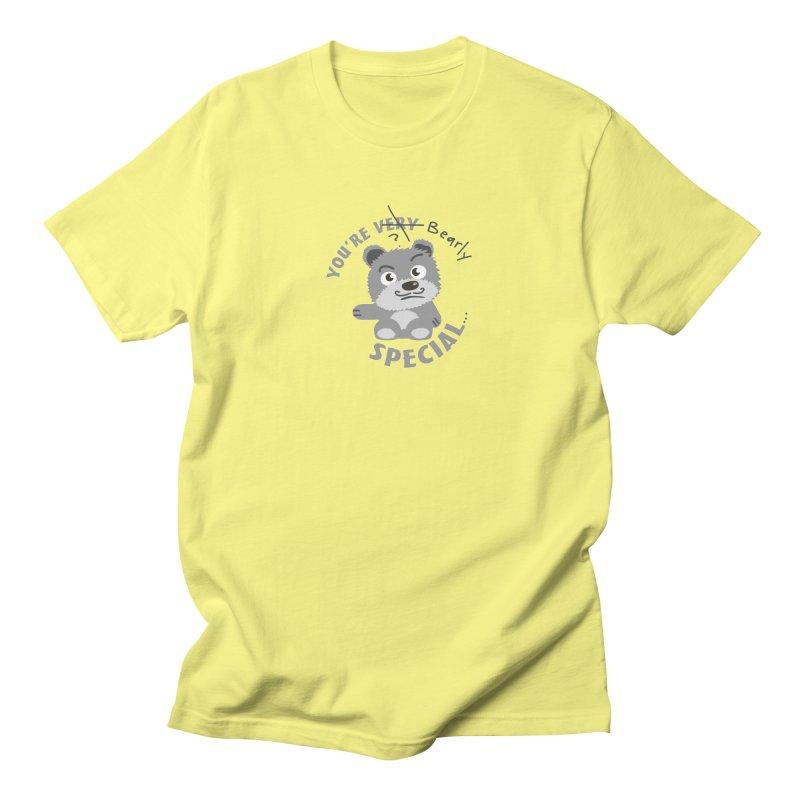 You're Bearly Special Women's T-Shirt by iffopotamus