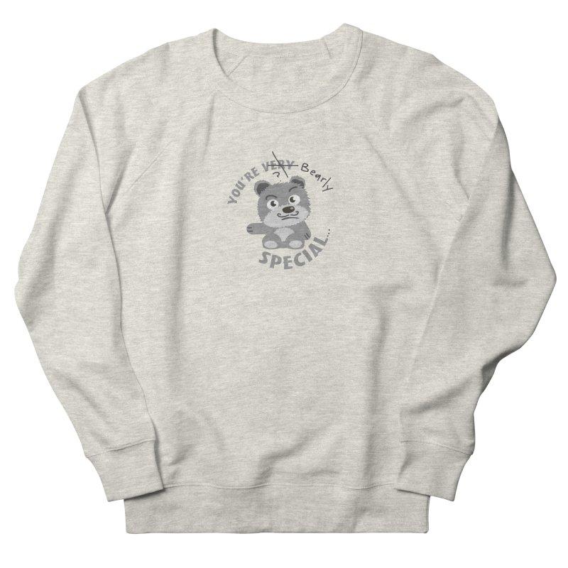 You're Bearly Special Men's Sweatshirt by iffopotamus