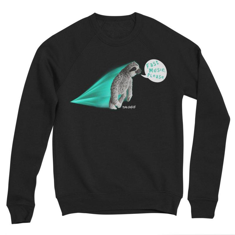 Fast Music Please Women's Sweatshirt by iffopotamus