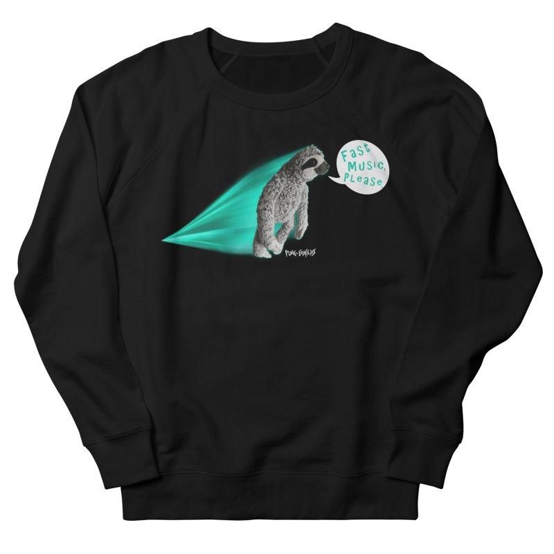 Fast Music Please Men's Sweatshirt by iffopotamus