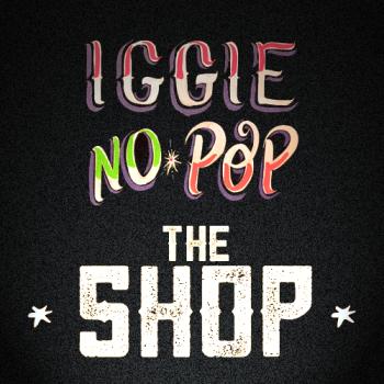 Iggie No Pop's Artist Shop Logo