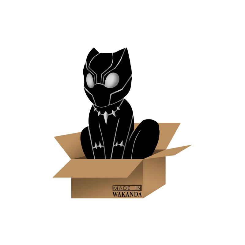 Black Kitty by igglypou's Artist Shop