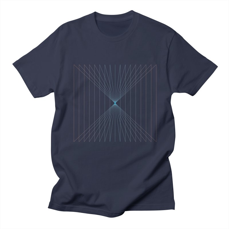 City Lines Men's T-shirt by igloo's Artist Shop