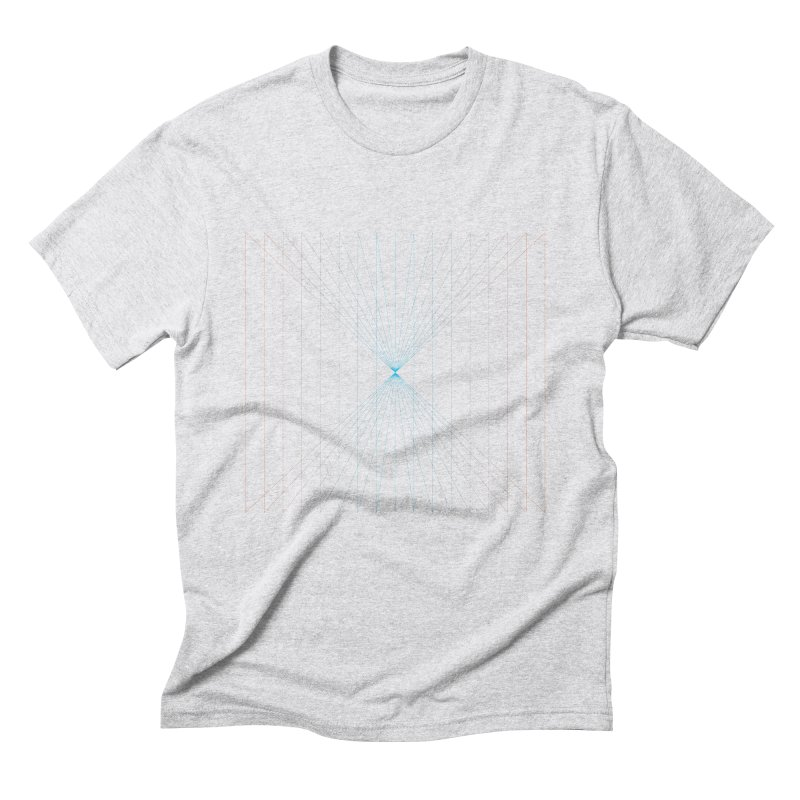 City Lines Men's Triblend T-shirt by igloo's Artist Shop