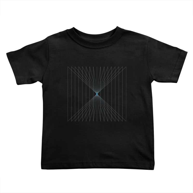 City Lines Kids Toddler T-Shirt by igloo's Artist Shop