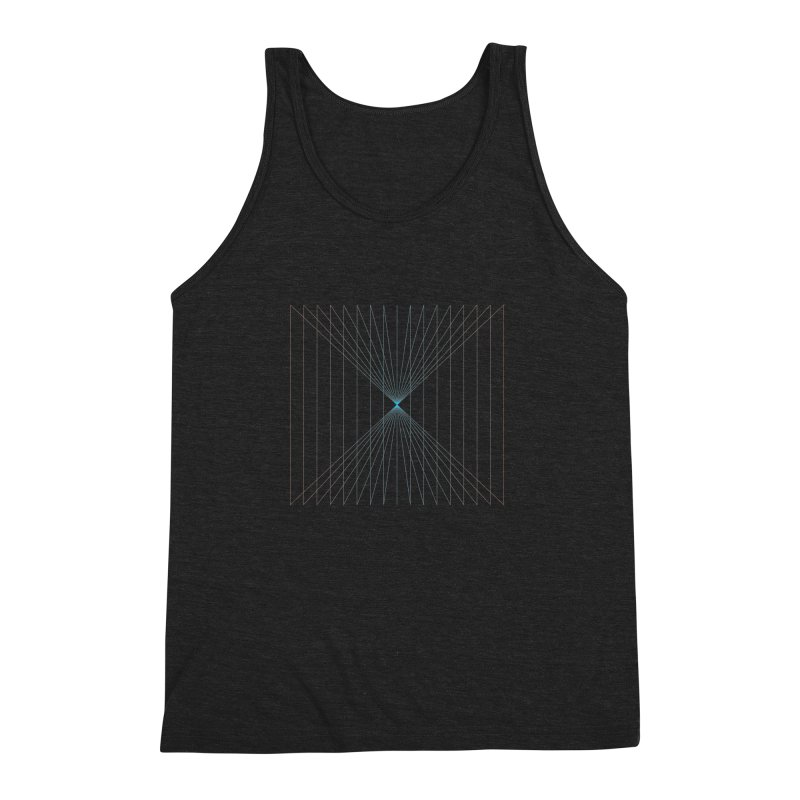 City Lines Men's Triblend Tank by igloo's Artist Shop