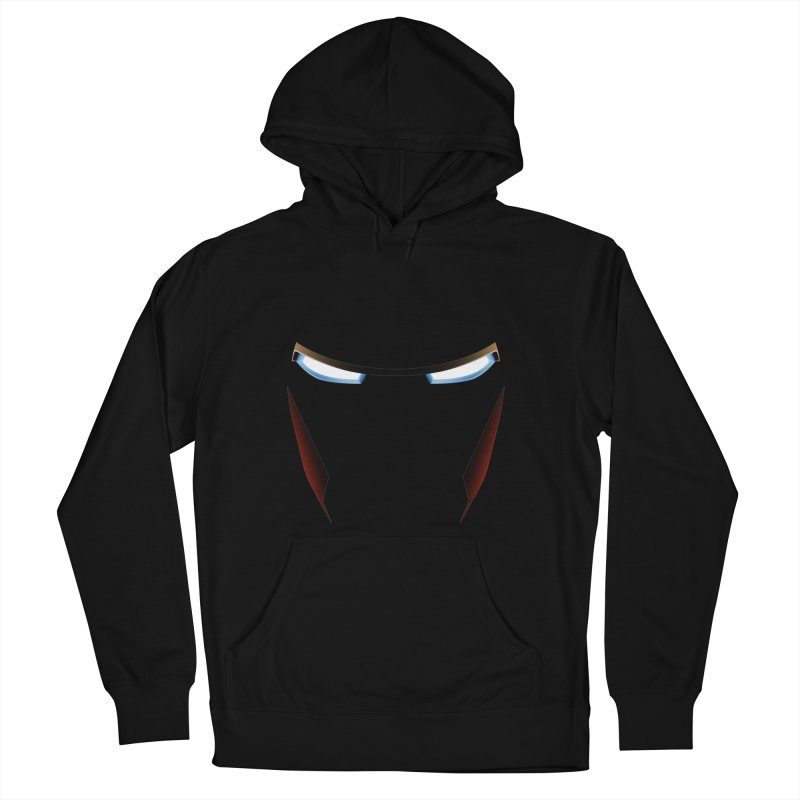 Iron Eyes Women's Pullover Hoody by igloo's Artist Shop