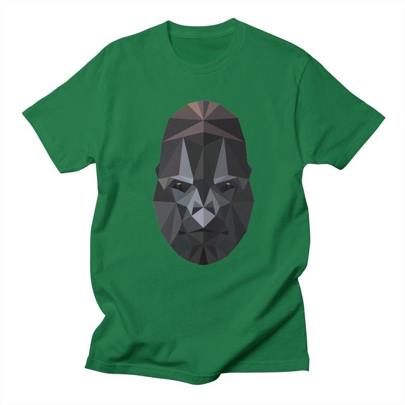 Gorilla Men's T-Shirt by igloo's Shiny Things