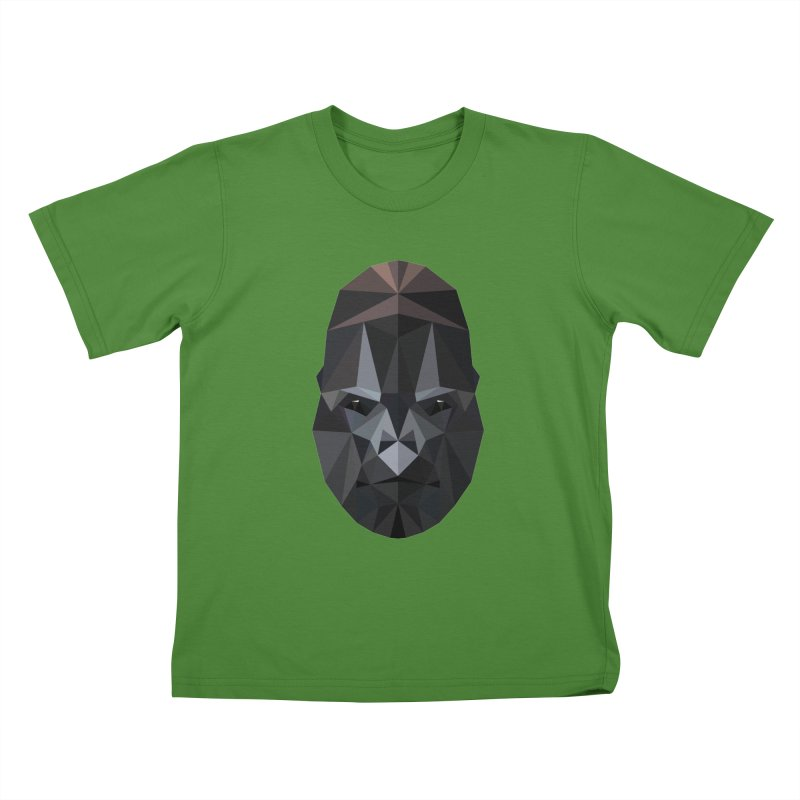 Gorilla Kids T-Shirt by igloo's Shiny Things