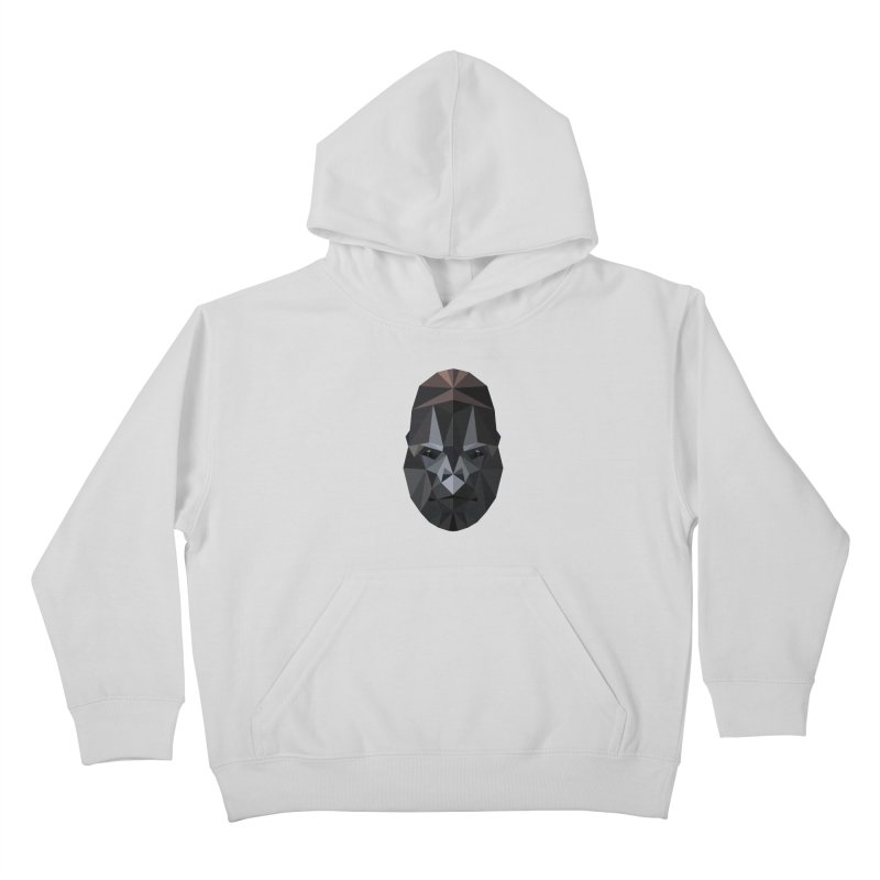 Gorilla Kids Pullover Hoody by igloo's Shiny Things