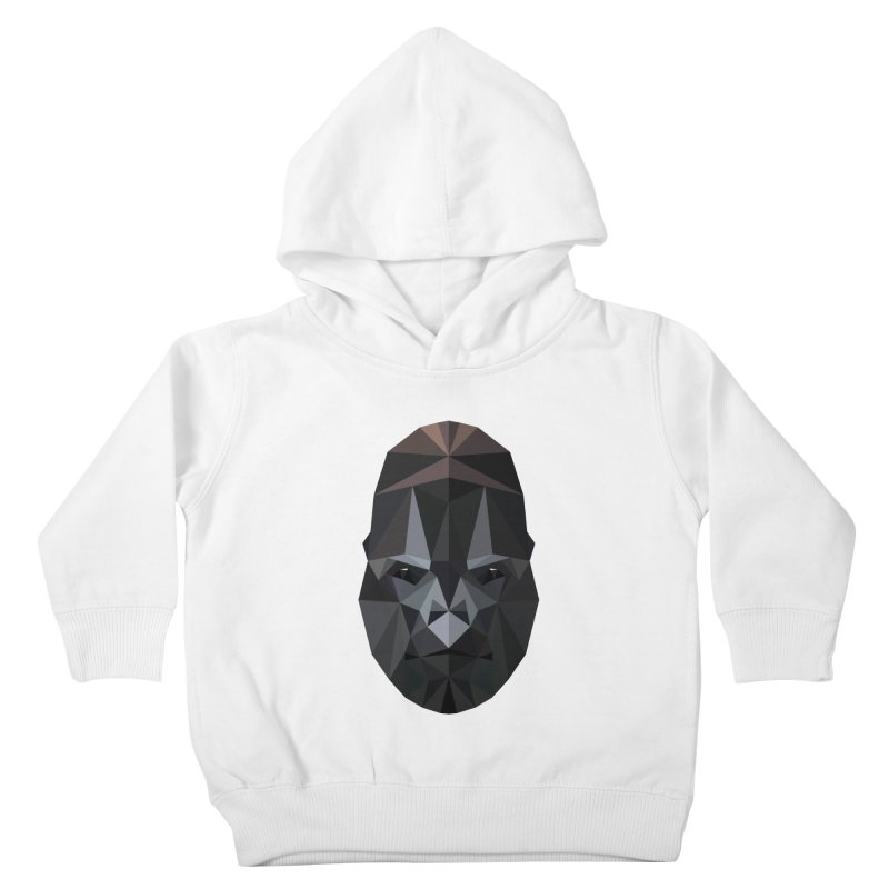 Gorilla Kids Toddler Pullover Hoody by igloo's Shiny Things