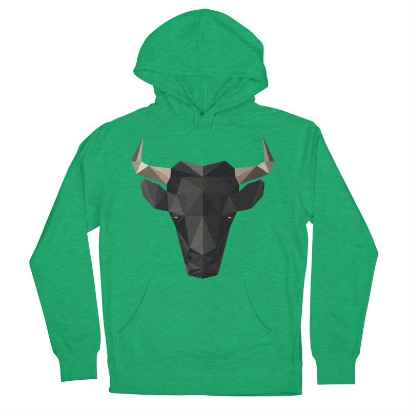 Bull Women's Pullover Hoody by igloo's Shiny Things