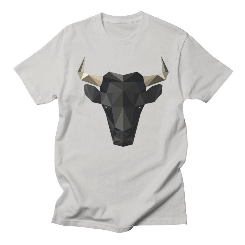 Bull Men's T-Shirt by igloo's Shiny Things