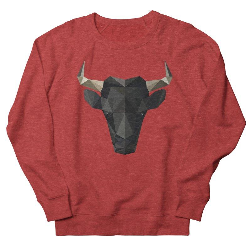 Bull Women's Sweatshirt by igloo's Shiny Things