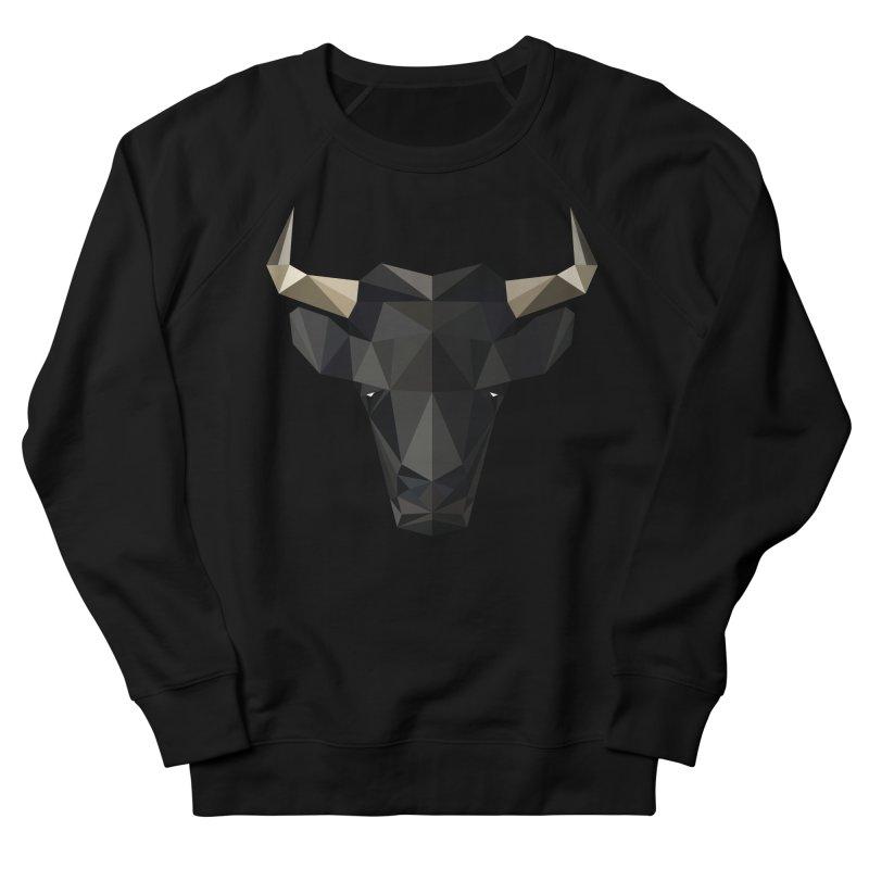 Bull Men's Sweatshirt by igloo's Shiny Things