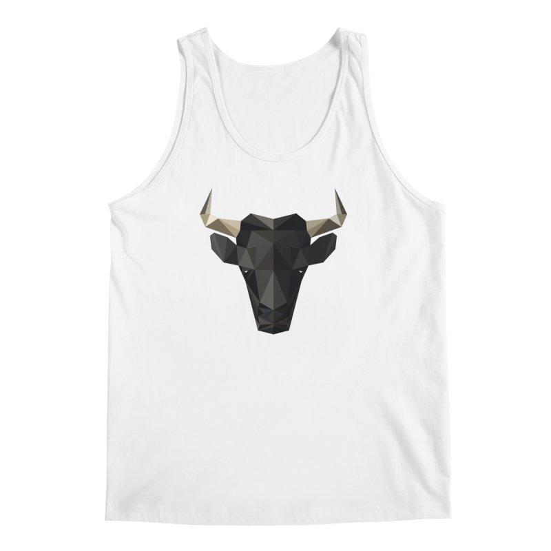Bull Men's Tank by igloo's Shiny Things