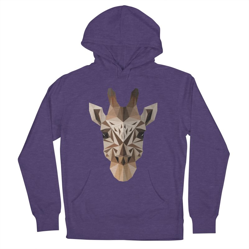Giraffe Women's Pullover Hoody by igloo's Shiny Things