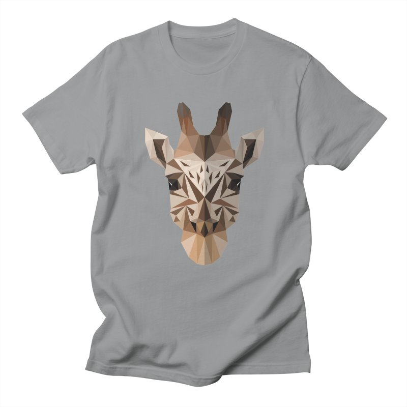 Giraffe Men's T-Shirt by igloo's Shiny Things