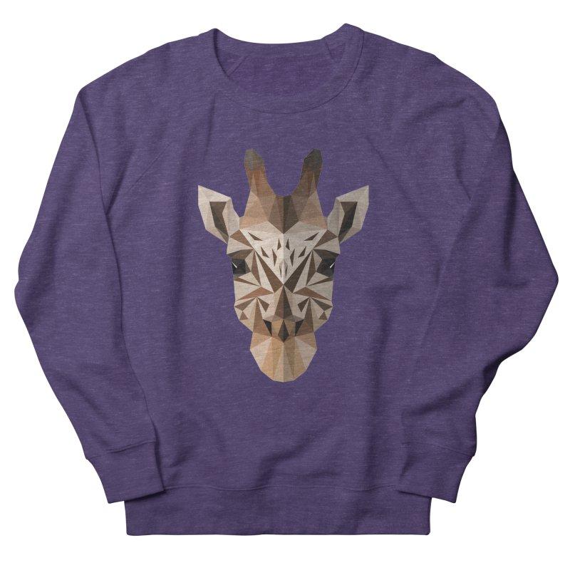 Giraffe Women's Sweatshirt by igloo's Shiny Things