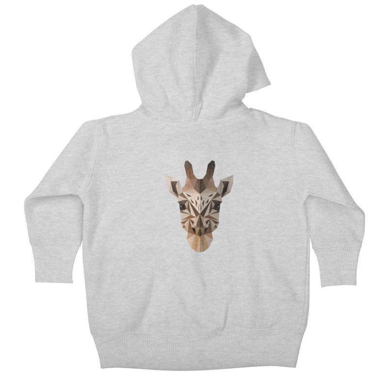 Giraffe Kids Baby Zip-Up Hoody by igloo's Shiny Things