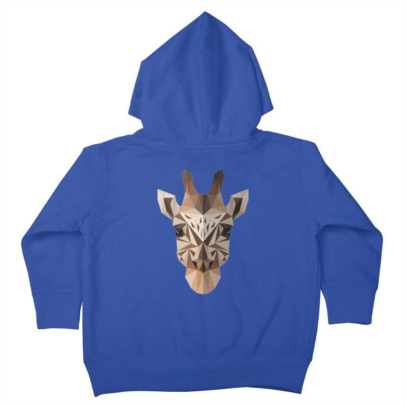 Giraffe Kids Toddler Zip-Up Hoody by igloo's Shiny Things