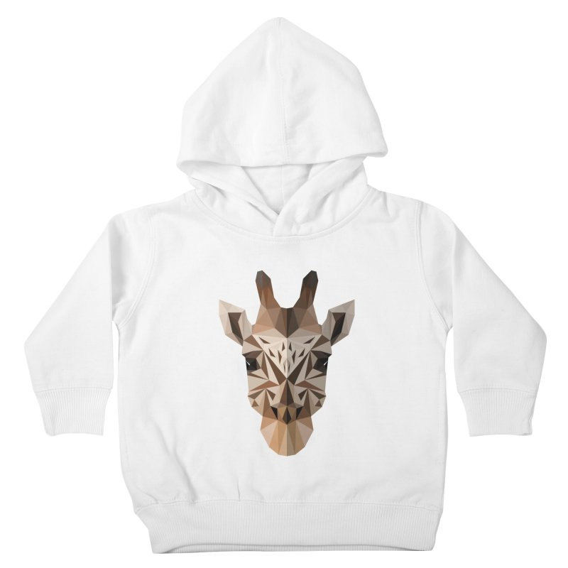 Giraffe Kids Toddler Pullover Hoody by igloo's Shiny Things