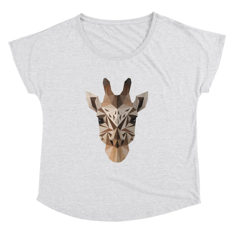 Giraffe Women's Dolman by igloo's Shiny Things