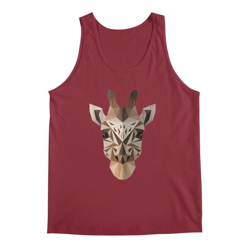 Giraffe Men's Tank by igloo's Shiny Things