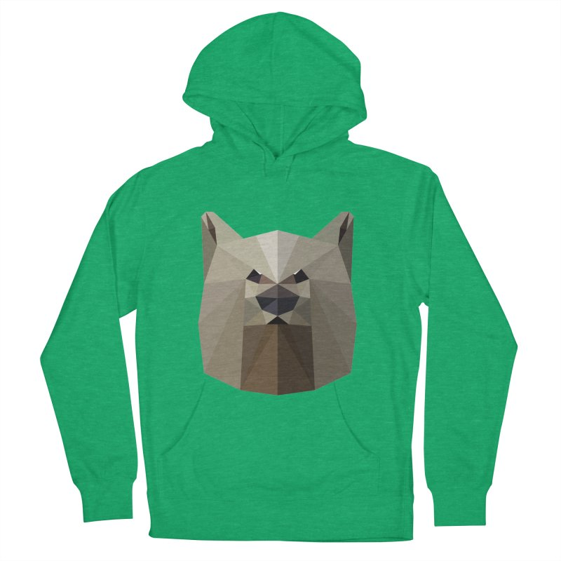 Bear Necessities Women's Pullover Hoody by igloo's Shiny Things