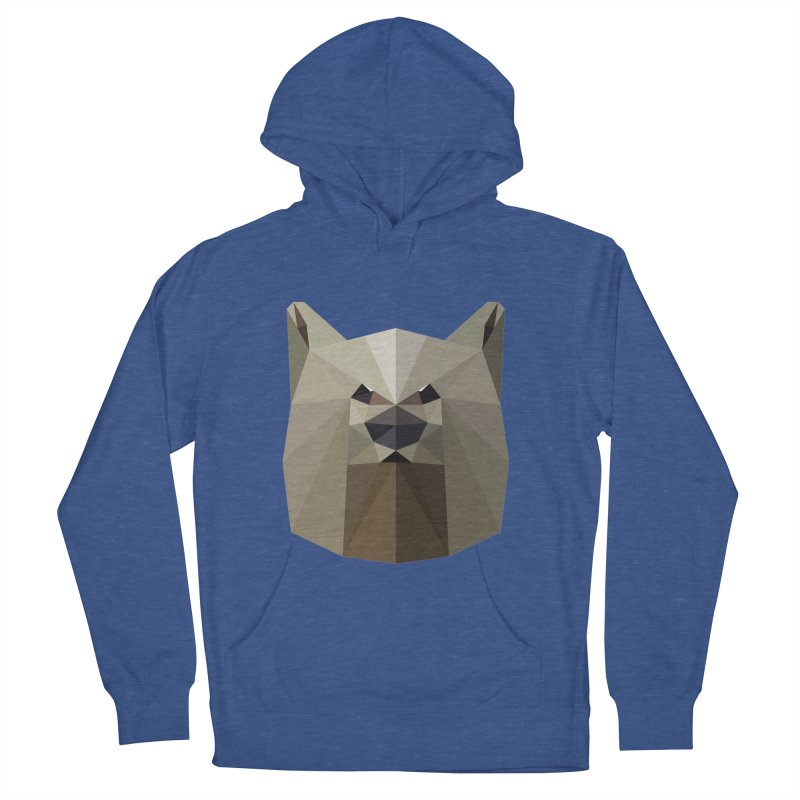 Bear Necessities Men's Pullover Hoody by igloo's Shiny Things
