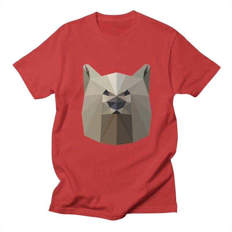 Bear Necessities Men's T-Shirt by igloo's Shiny Things
