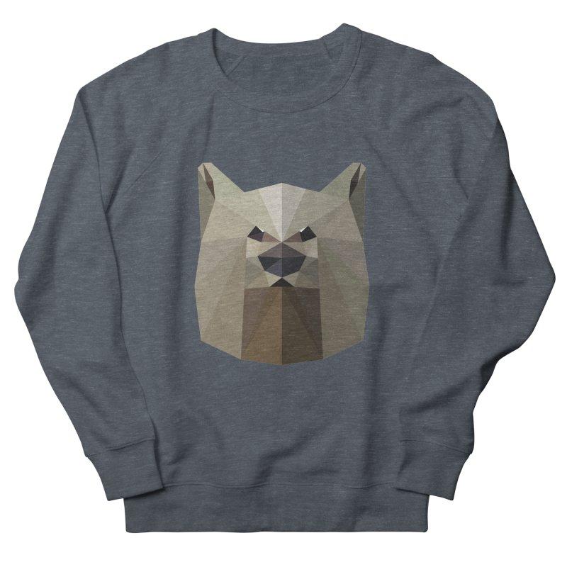 Bear Necessities Men's Sweatshirt by igloo's Shiny Things