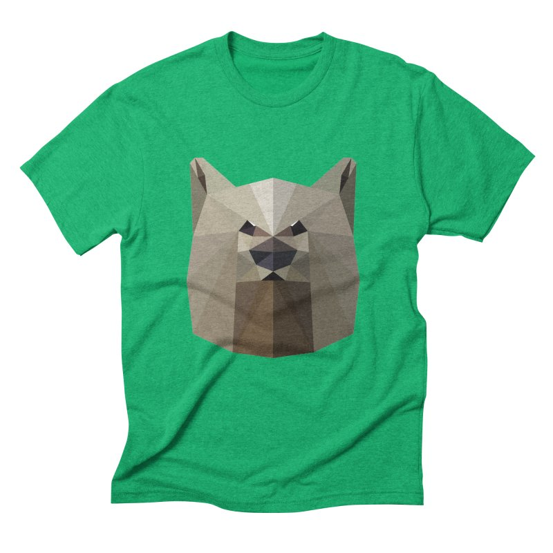 Bear Necessities Men's Triblend T-Shirt by igloo's Shiny Things