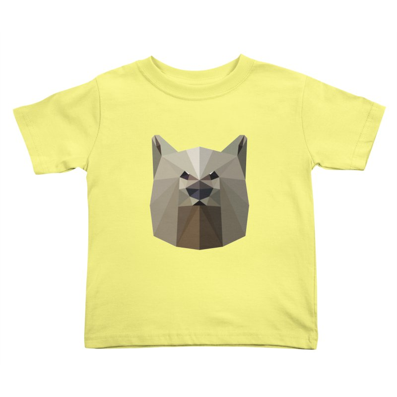 Bear Necessities Kids Toddler T-Shirt by igloo's Shiny Things