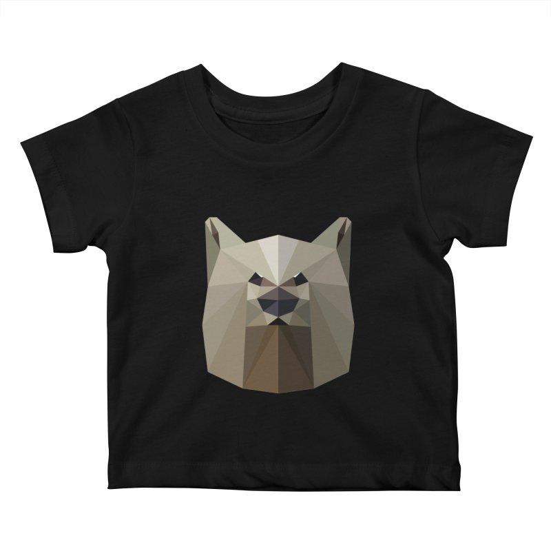 Bear Necessities Kids Baby T-Shirt by igloo's Shiny Things