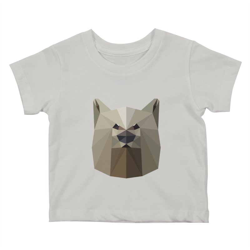 Bear Necessities Kids Baby T-Shirt by igloo's Shiny Things