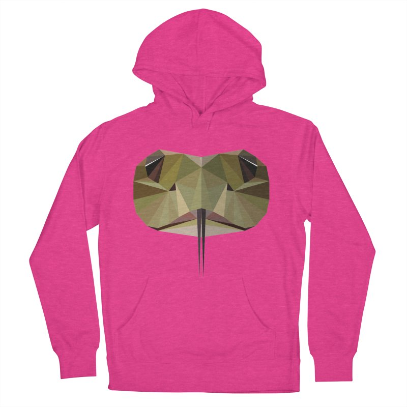 Snake Eyes Women's Pullover Hoody by igloo's Shiny Things