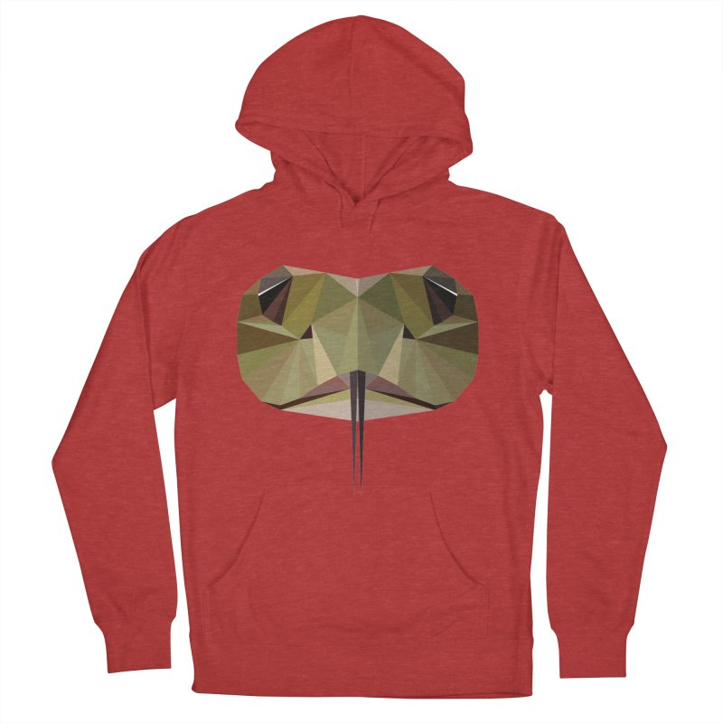 Snake Eyes Men's Pullover Hoody by igloo's Shiny Things