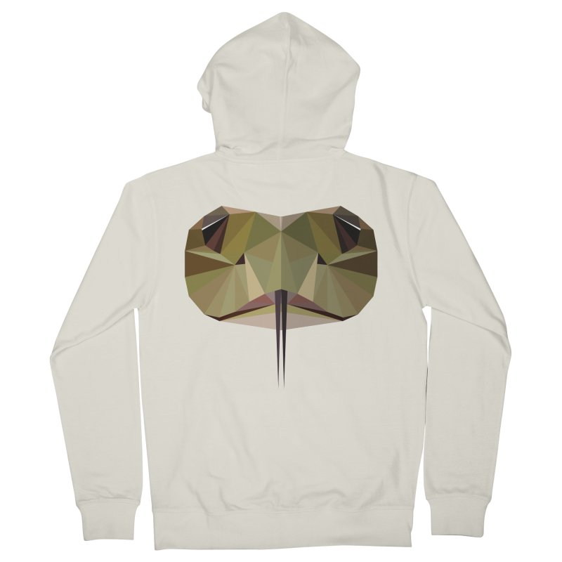 Snake Eyes Women's Zip-Up Hoody by igloo's Shiny Things