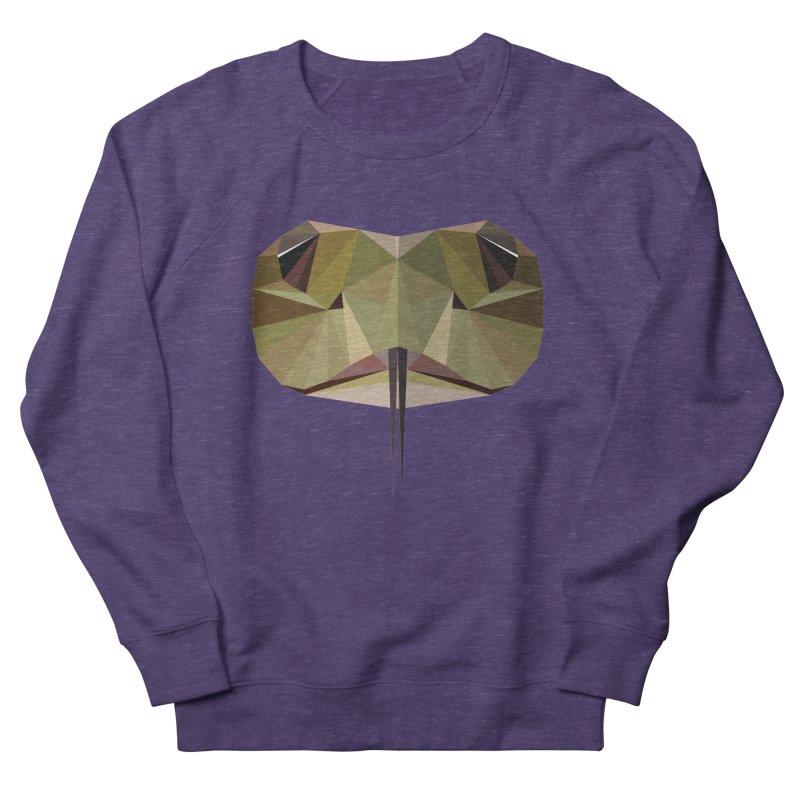 Snake Eyes Men's Sweatshirt by igloo's Shiny Things