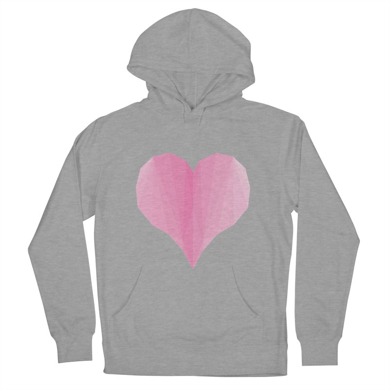 Pieces of Love Women's Pullover Hoody by igloo's Shiny Things
