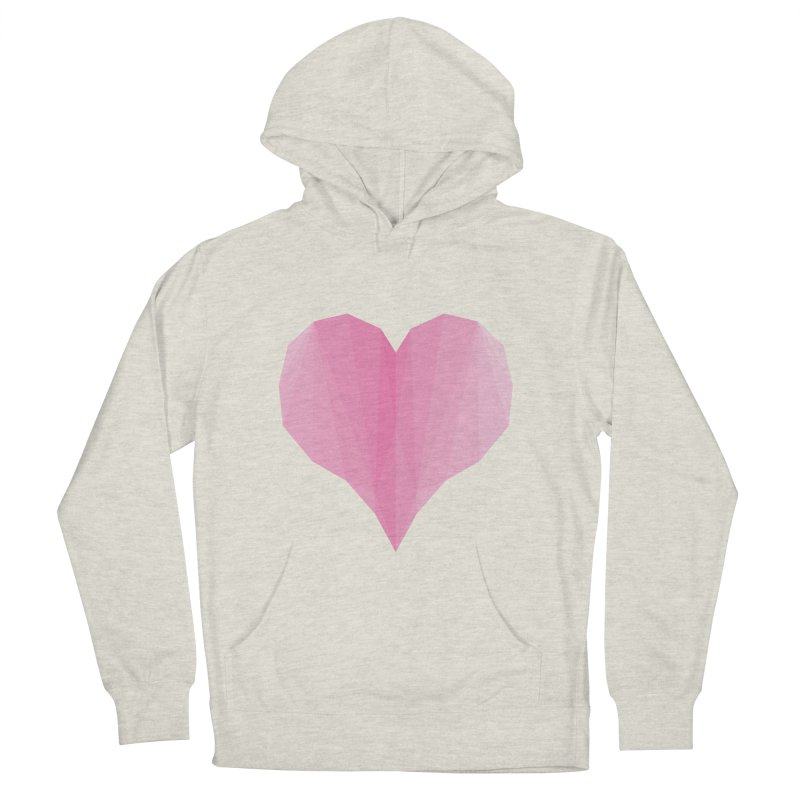 Pieces of Love Men's Pullover Hoody by igloo's Shiny Things