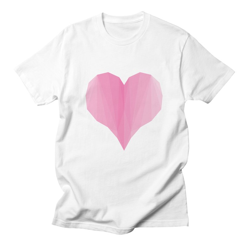 Pieces of Love Men's T-Shirt by igloo's Shiny Things