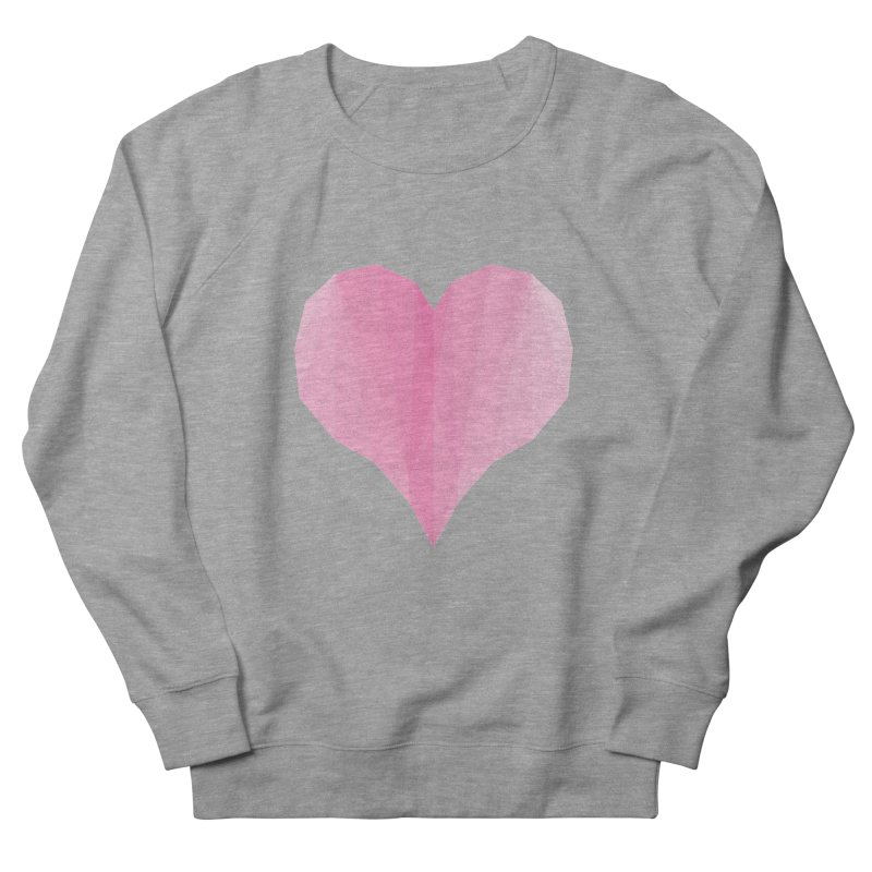 Pieces of Love Women's Sweatshirt by igloo's Shiny Things