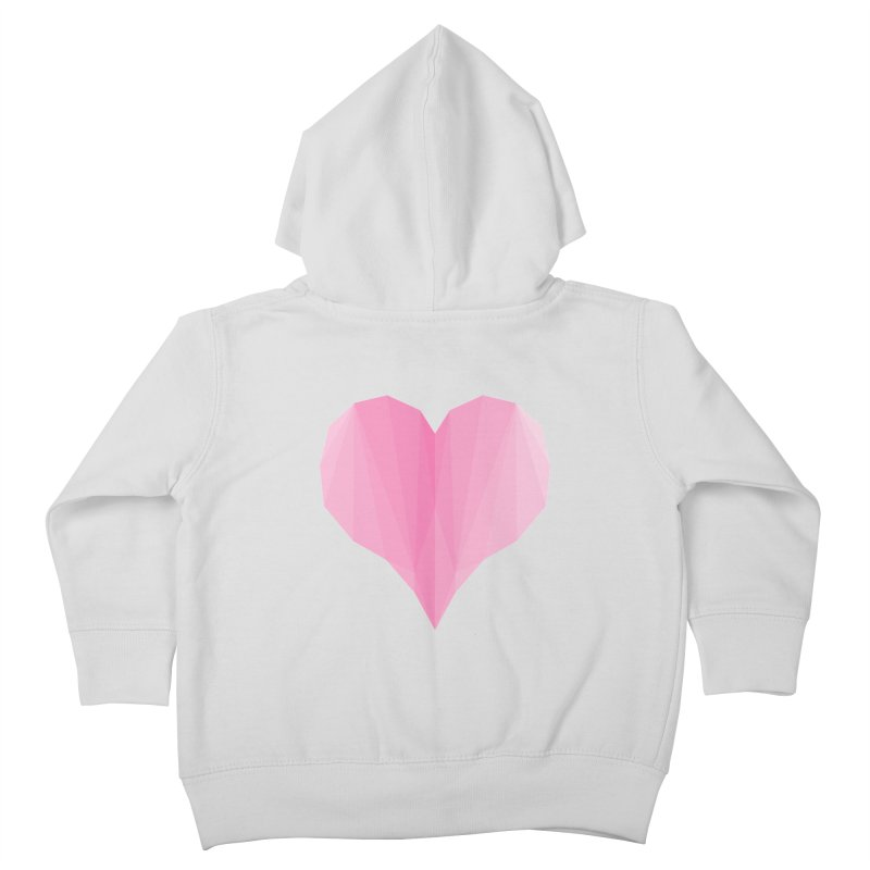 Pieces of Love Kids Toddler Zip-Up Hoody by igloo's Shiny Things