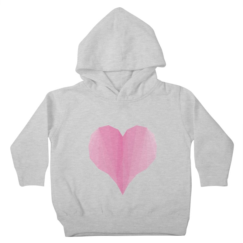 Pieces of Love Kids Toddler Pullover Hoody by igloo's Shiny Things