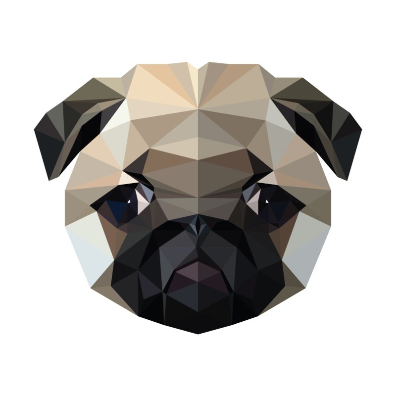 POLY PUG LIFE by igloo's Shiny Things