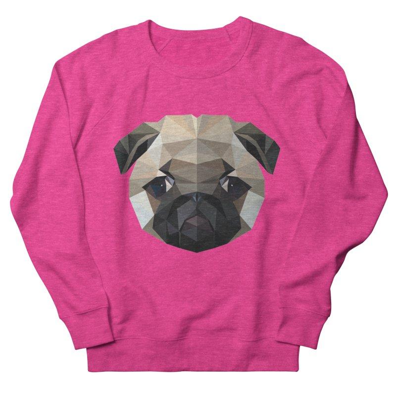 POLY PUG LIFE Men's Sweatshirt by igloo's Shiny Things